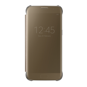 Case Samsung S7 Clear view cover