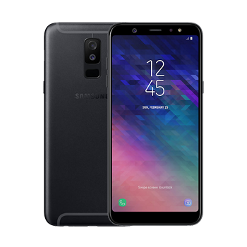 Samsung Galaxy A6+ - Black