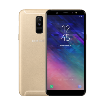 Samsung Galaxy A6+ - Gold