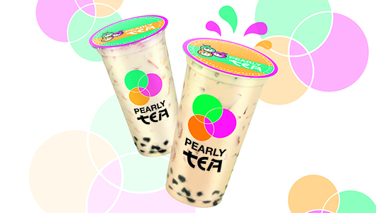 dtac reward Pearly Tea