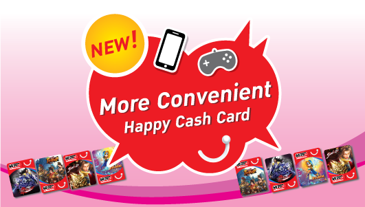 Happy Cash Card
