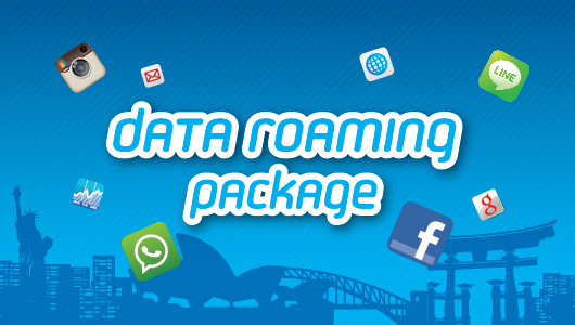 Data Roaming Packages