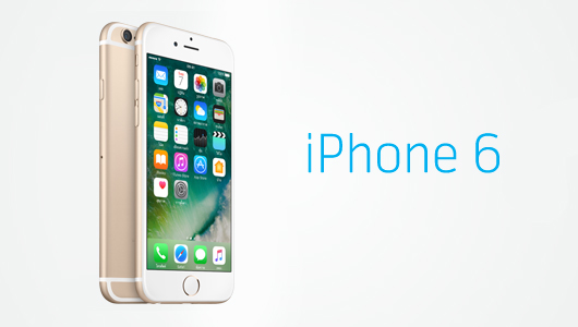 iPhone 6 at dtac. Price starts at only 12,500 THB