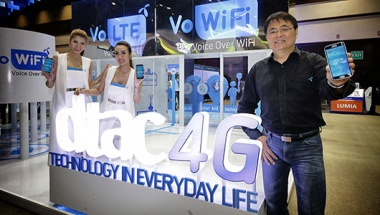 dtac to showcase dtac 4G VoLTE and VoWiFi for first time in Thailand