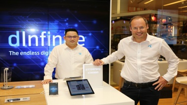 """dInfinite"" digital service flagship store by dtac"