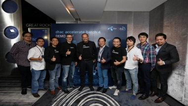 dtac accelerate showcased 14 hottest Thai startups