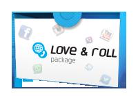 Internet เสริม สำหรับ Smartphone Love & Roll