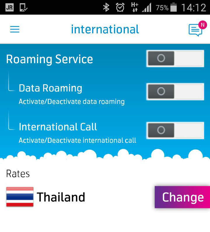 Dtac happy international rates out of the money binary options
