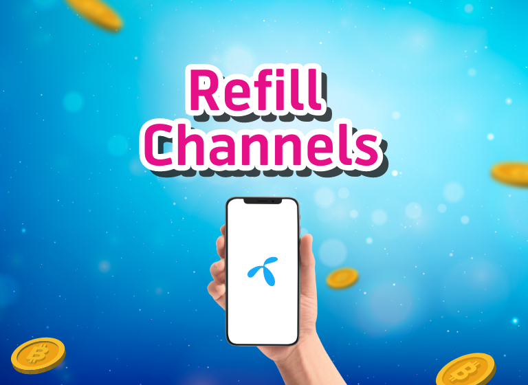 banner refill channel