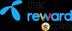 logo dtac reward coins