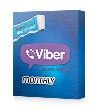 Viber Value Monthly Pack for Chat Messenger